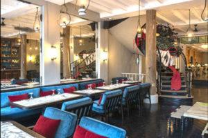 bambou un excellent restaurant tha avec terrasse paris 75002. Black Bedroom Furniture Sets. Home Design Ideas