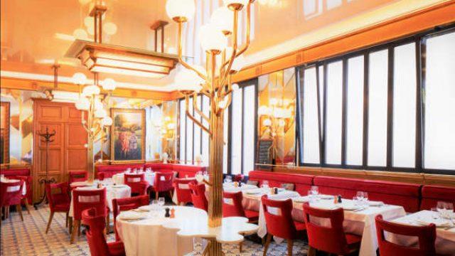 Restaurant Le Bœuf Couronné