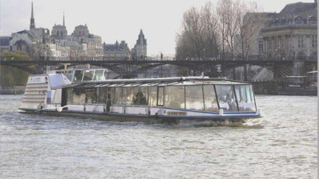 Bateaux Marina de Paris